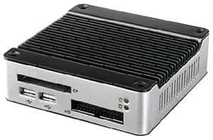 eBOX-3300A, Compact Embedded System with MSTI PDX 600 1GHz CPU, 256MB RAM, VGA, 1xEthernet 10/100, 3xUSB, CompactFlash S