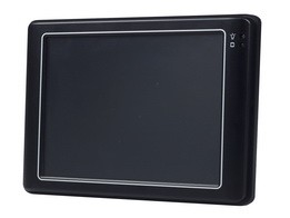 "[EOL] I-PDX-089T-8A-512, 8.9"" Panel PC w/512MB DDR2/2USB/AUDIO/LAN/COM/CF/microSD, 8-35 DC input – Bild 1"
