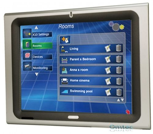 "I-AFL-15AE-N270/WT-R/1GB/, 15"" PPC,Touch Screen, Intel Atom 1.6GHz"