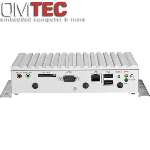 VTC 1000 Intel® Atom(TM) E640 Fanless In-vehicle Computer