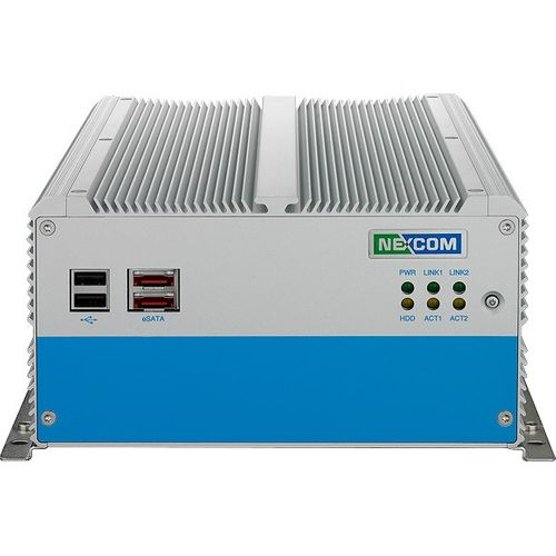 NISE 3500P2, Intel® Core™ i7/ i5 Fanless System with two Expansion Slot