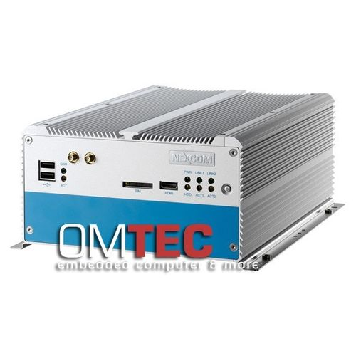 NISE 3520P2 / 3520P2E, Fanless Embedded PC – Bild 3