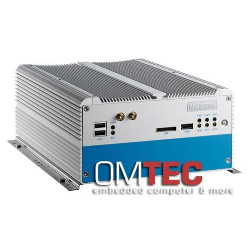 NISE 3520P2 / 3520P2E, Fanless Embedded PC – Bild 2