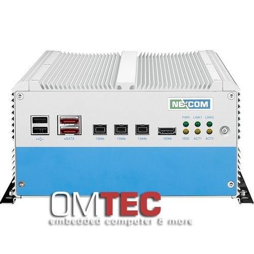 NISE 3500M2E -  Fanless Embedded PC – Bild 1