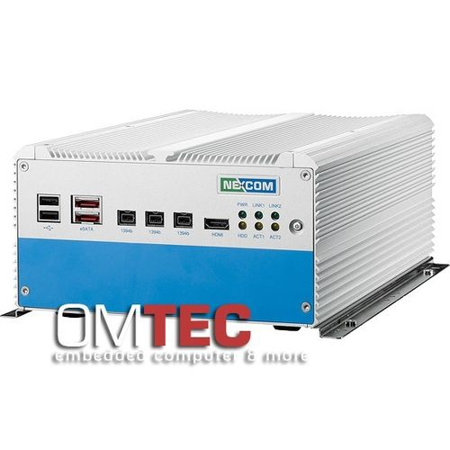 NISE 3500M2E -  Fanless Embedded PC – Bild 2