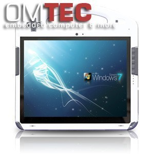 "10.4"" Intel® Atom(TM) N450 Mobile Clinical Assistant