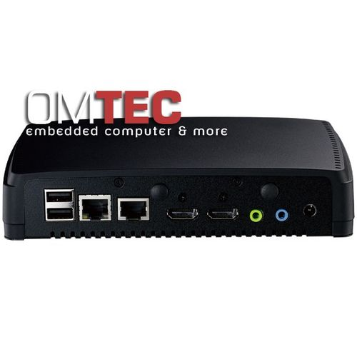 NDiS 102 Digital Signage Player Powered by ARM Cortex-A8 RISC Processor – Bild 1