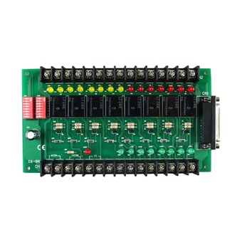 DB-8R Relay Board for SERVO-300 and PISO-PS300(U)