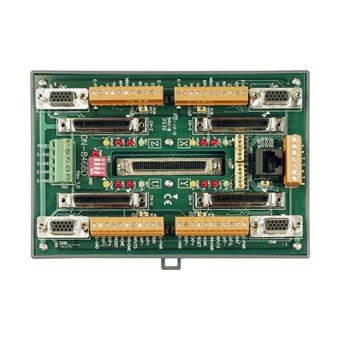 DN-8468DB Snap-on wiring terminal board for Delta ASDA-A servo amplifier