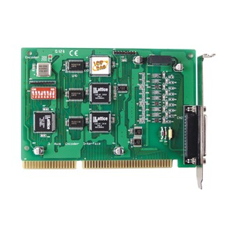 ISA 3 Axes Encoder Motion Control Card