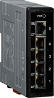 Industrial Smart Ethernet Switch with 5 10/100 Ba