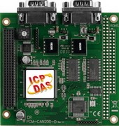 PC-104 Dual-Port Isolated CAN Interface Card