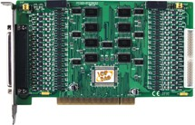 PCI Isolated 32DI, 32DO/PNP Board,  Adapter CA-40