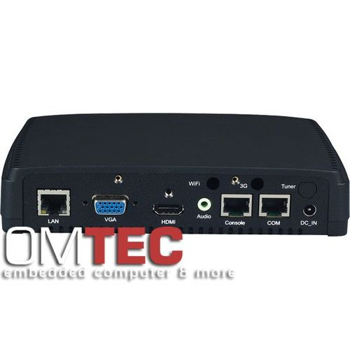 OM-DS1, Low Power and Low Cost Digital Signage Player Support HD Video Playback – Bild 1