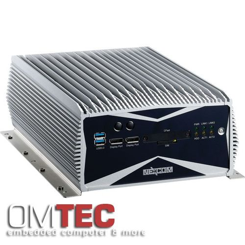 NISE 3600P2, 3rd Generation Intel® CoreTM i5/ i3 Fanless System with Two PCI Expansion – Bild 2