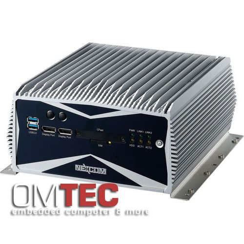 NISE 3600P2E, 3rd Generation Intel® Core™ i5/i3 Fanless System with One PCIex4 and One PCI Expansion – Bild 4