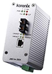 Korenix JetCon 2301-m v2 Media Converter – Bild 1