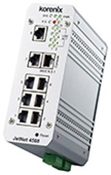 Korenix JetNet 4508-w Ethernet Switch (8 Ports)