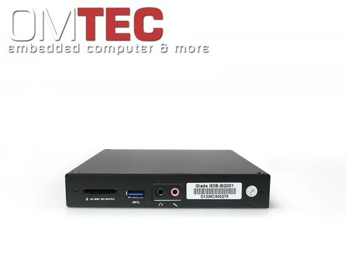 I-i53BC-1037U Digital Signage Player,  Intel Celeron-1037U (2x 1,8 GHz, TDP 17W) Ivy Bridge Turbo: 2,6 GHz), HD4000 – Bild 6