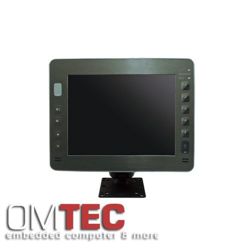 VMC 3000, 10.4-inch Rugged Vehicle Mount Computer with Touch Screen and Smart Brightness Control