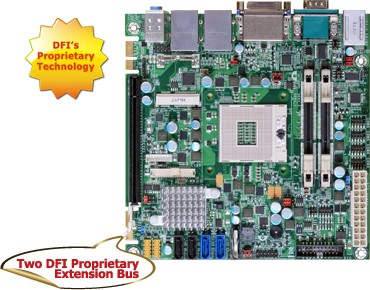 I-CR100-CRM, Mini-ITX CPU Card Intel® QM77 CPU 3rd Generation Intel® Core™ processors  – Bild 2