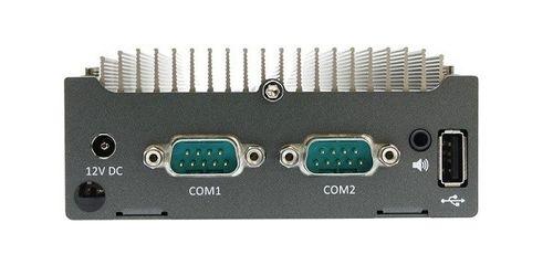 POC-100RK - ультракомпактный Atom D525 безвентиляторный встраиваемый контроллер – Bild 3
