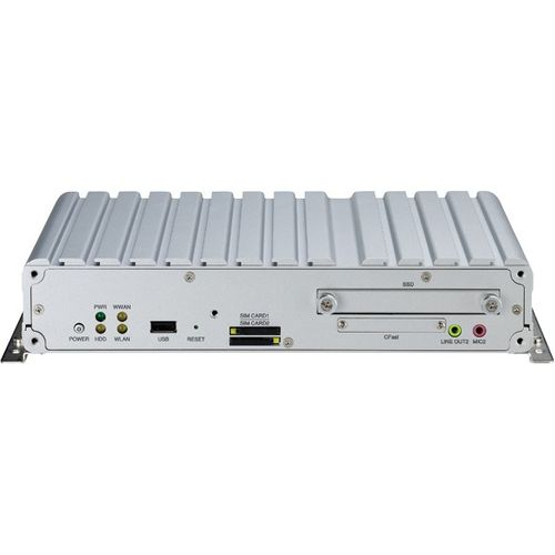 VTC 7110-B Intel® Core™ i7 Fanless In-Vehicle Computer – Bild 1