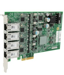 PCIe-PoE4 /up to 15.4W