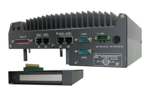 Nuvis-3304af-E безвентиляторная система наблюдения – Bild 1