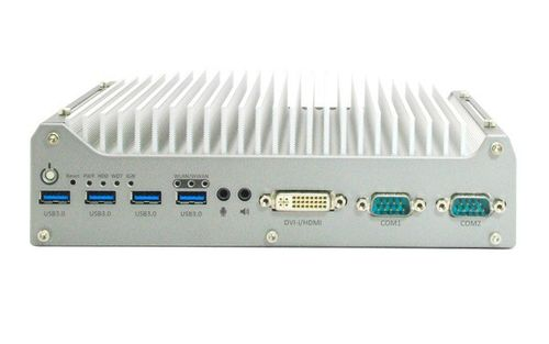 Nuvo-3120 - Fanless Embedded PC – Bild 1