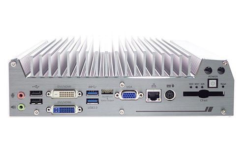 Nuvo-3616VR - Fanless Surveillance System  – Bild 4