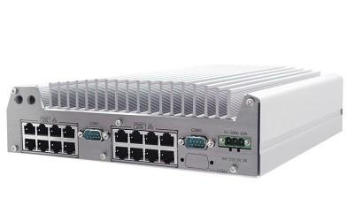 Nuvo-3616VR - Fanless Surveillance System  – Bild 2
