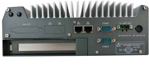 Nuvo-3003P - Fanless Embedded PC – Bild 3