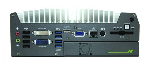 Nuvo-3003P - Fanless Embedded PC – Bild 1