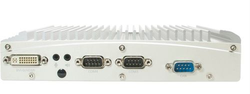 Nuvo-2510VTC - In-Vehicle Fanless Computer – Bild 2