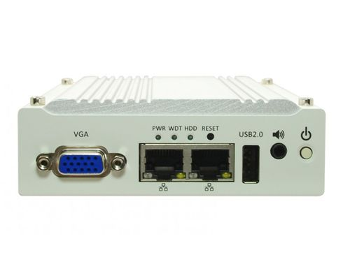KaToM-120 - Ultra-compact Fanless Embedded PC – Bild 3