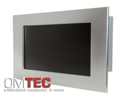 KaToM-2110-HU103W - Fanless Touch Panel PC – Bild 1