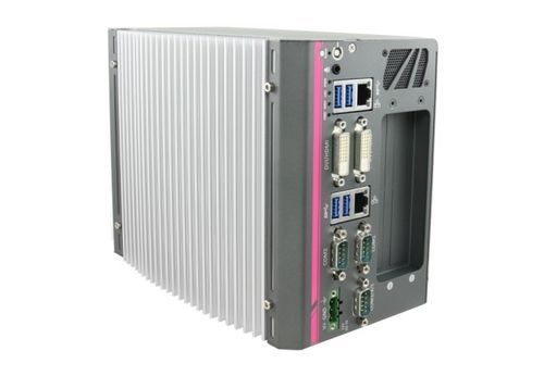 Nuvo-6002 - Fanless Box-PC  – Bild 1