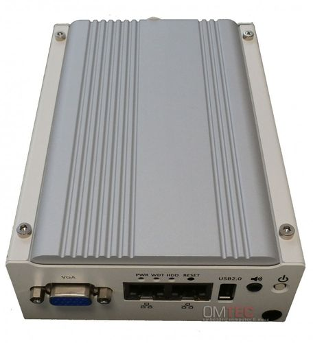 KaToM-120 - Ultra-compact Fanless Embedded PC – Bild 4