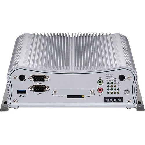 Nexcom NISE-2400 - Embedded Fanless PC – Bild 1