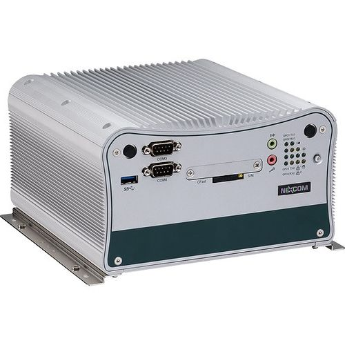 Nexcom NISE-2420 - Embedded Fanless PC – Bild 1