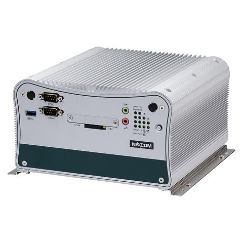 Nexcom NISE-2420 - Embedded Fanless PC – Bild 2