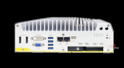 Nuvo-5104VTC - Intel® 6. Gen Skylake Core™ i7/i5/i3 In-Vehicle Controller mit 4x RJ45 PoE+ Ports, DIO, CAN Bus und RAID – Bild 4