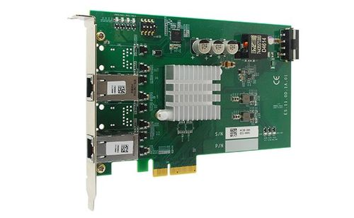 PCIe-PoE352at /up to 25.5W – Bild 1