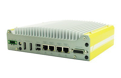 Nuvo-3110VTC - Fanless in-Vehicle PC – Bild 1
