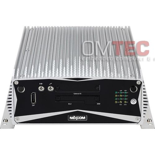 NISE-3600E - Fanless Embedded PC – Bild 1