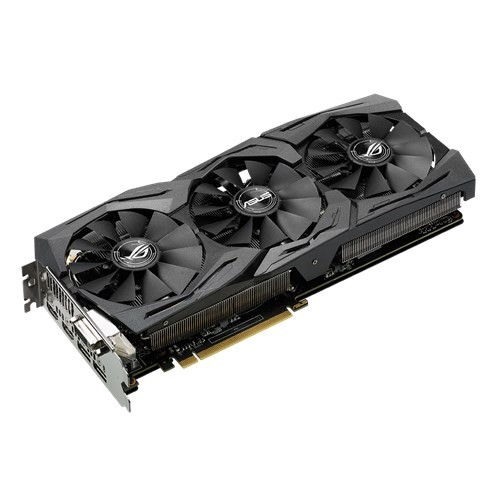 GeForce  ROG STRIX-GTX1080-8G – Bild 1