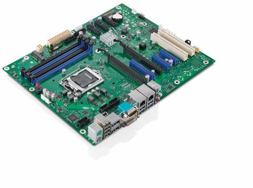 I-40435-SKY, 4U Rackmount Industrial Computer, Intel® C236 Express Chipset – Bild 2