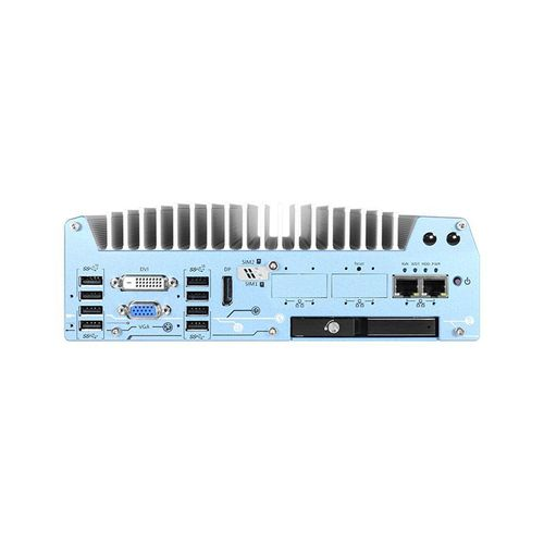 KaToM-6108GC - Fanless Box-PC for Intel Xeon /i7i5 of 6th generation – Bild 1