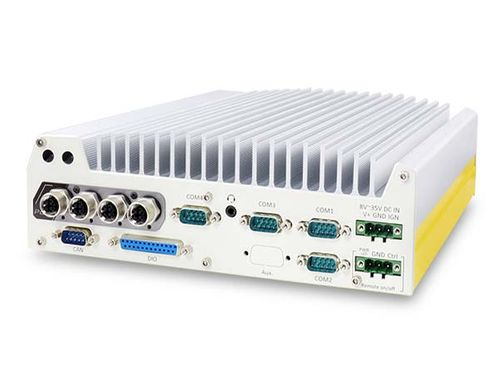KaToM-6108GC - Fanless Box-PC for Intel Xeon /i7i5 of 6th generation – Bild 2